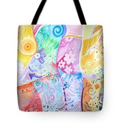 Pattern And Form I Tote Bag