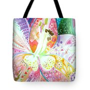 Pattern And Form II Tote Bag