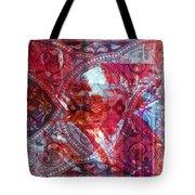 Pattern Art 015 Tote Bag