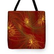 Pattern Of Elegance Tote Bag