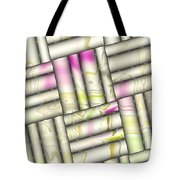 Pattern Tiles Abstract Tote Bag