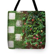 Pattern Work Tote Bag