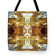 Patterns In Stone - 146b Tote Bag