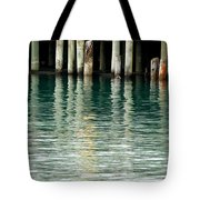 Patterns Of Abstraction Tote Bag