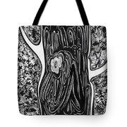 Patterns Of Autumn Tote Bag