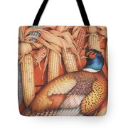 Patterns Of Indian Summer Tote Bag