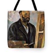 Paul Cezanne (1839-1906) Tote Bag