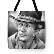 Paul Hogan Tote Bag