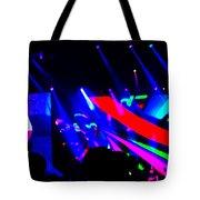 Paul In Concert Tote Bag