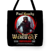 Paul Naschy - The Legacy - Logo 2 Tote Bag