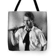 Paul Newman By John Springfield Tote Bag