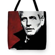 Paul Newman Tote Bag