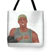 Paul Pierce  Tote Bag