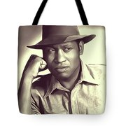 Paul Robeson, Vintage Actor And Singer Tote Bag