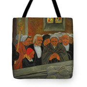 Paul Serusier 1864 - 1927 Devotion To S. Herbot Forgiveness Tote Bag
