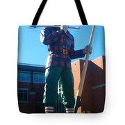Paul Bunyan Tote Bag