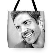 Paul Walker Tote Bag