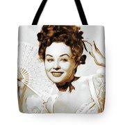 Paulette Goddard, Hollywood Legend Tote Bag