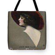 Pauline Frederick In Paid In Full 1919 Tote Bag