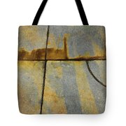 Paved With Gold Tote Bag