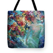 Pavetrulya - The Daughter Of The Forest King Tote Bag