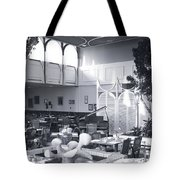 Pavilion Restaurant At Stix, Baer And Fuller  Tote Bag