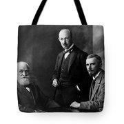 Pavlov, Anrep, Babkin Tote Bag