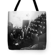 Pavlov In Lecture Theater, 1904 Tote Bag