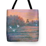 Pawleys Island Tote Bag by Ben Kiger