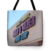 Pawn Stars Shop - Las Vegas Nevada Tote Bag