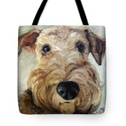 Paying Close Attention Tote Bag