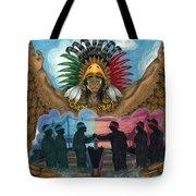Paz Tote Bag