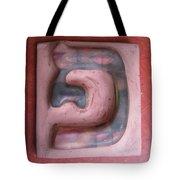 Pe, Mouth Tote Bag