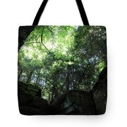 Peace All Around Tote Bag