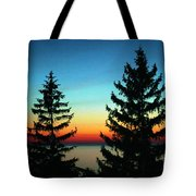Peace And Quiet 2 Tote Bag