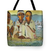 Peace And Serenity Tote Bag