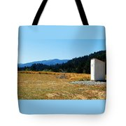 Peace And Solitude Tote Bag
