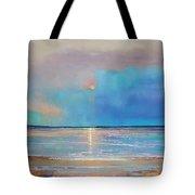 Peace Beach Tote Bag