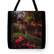 Peace Before The Storm - Roses Tote Bag