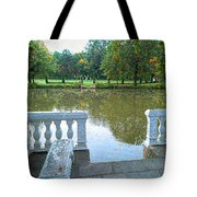 Peace By The Lake Tote Bag