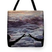 Peace - Digital Art Tote Bag