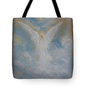 Peace From An Angel  Tote Bag