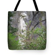 Peace In Eternal Prayer Tote Bag