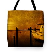 Peace In The Harbor Tote Bag