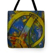 Peace In The Nature Tote Bag