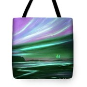 Peace Is Colorful 2 Tote Bag