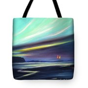 Peace Is Colorful 2 - Square Tote Bag