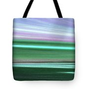 Peace Is Colorful 3 - Panoramic Tote Bag