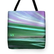 Peace Is Colorful 3 Tote Bag