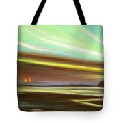 Peace Is Colorful Tote Bag